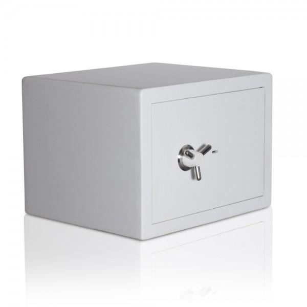 Tresor | Design | Möbelstück | VDS Schloss | Made in EU | Extra Weiss